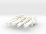 Combiner Wars Stunticon Deluxe Weapons