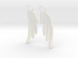 Chibi Wing Earrings