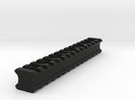 Back-to-Back 14-Slots Picatinny Rails Adapter