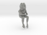 Ultra rare smug meme frog