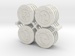 Star Wars Armada Command Tokens