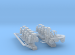 1:400 Scale Aircraft Carrier Forlift Set #1 (Late)