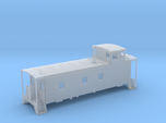 HO scale DRGW 01469-  caboose