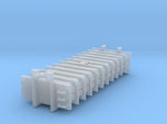 Abrollcontainer Wassertank 1:87