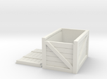 1/10 Scale Wooden box