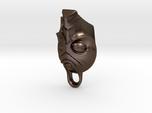 Dragon Priest Mask KeyChain