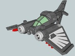 6mm DarkClaw Fighter-Bomber (4pcs)