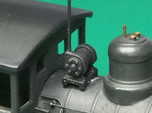 HO scale Turbo Generator for steam locos x12