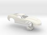 1/18 2014 Pro Mod Corvette No Scoop