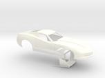 1/32 2014 Pro Mod Corvette No Scoop