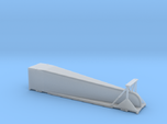N scale 1/160 Doublestack Arrowedge - aerodynamic