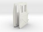 1:6 scale Hasbro HMMWV Doors