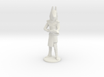 Jackel Guard With Staff - 20 mm
