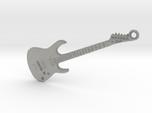 Rock Guitar Pendant
