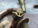 Anchor Ring (Troubled Waters Trio)