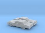 1/160 2X 1974 Lincoln Continental Sedan