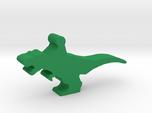 Game Piece, T-Rex Dino Rider