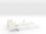 1/72 Props SET Supports And Rudders