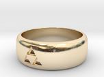 legend of zelda  triforce ring