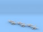 Aichi E16A1 Zuiun (Paul) 6 airplanes 1/600