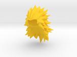 Custom Goku SSj3 (XV) Inspired Lego