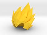 Vegeta Hair MINIMATE Dragon Ball Z