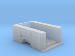 Utility Pick Up Truck Bed 1-87 HO Scale
