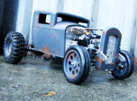 RC Hotrod Body - 32 Ford Inspired