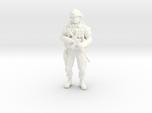Modern Soldier Standing Esc: 1/24