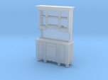 1:48 Shabby Chic Hutch