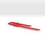 Bludgeon Swords (Katana and Wakizashi) 3mm Grip