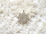 Lace Pendant - Small