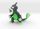 Pokefusion - Nuclear Weepinmeleon (Uranium)