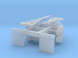 1/87th Tandem Axle Converter Dolly for trailers