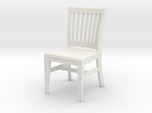 1:24 Courtroom Chair