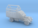 Lancia armoured truck with anti-missile frame (6mm