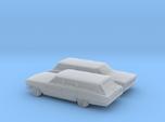 1/160 2X 1964 Ford Galaxie Station Wagon