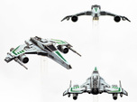 E-Wing Variant - Dual Cannon 3pack