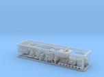 Airfix HMS Tiger 1/600 scale upgrade kit.