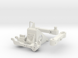 1:6 scale Hasbro HMMWV H24-6 mount and SA10 swing