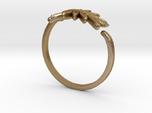Friendship Leaf Rings