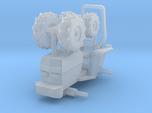 1/87 Scale Garden Tractor
