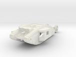 1/144 Mk.I Male tank