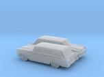 1/160 2X 1957 Chevrolet Bel Air Nomad