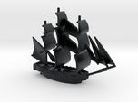 HMS Surprise ~1/1000 scale
