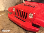 New Bright RC - JEEP JK - Scale LED Headlight - B