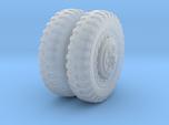 1/48 US Halftrack front wheel tyre NDT