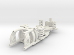 Immense Miniatures Narrow adjustable chassis FC-13