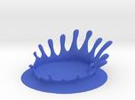 Water Drop Impact Coaster