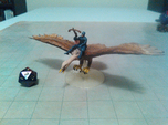 Feathergale Knight And Vulture Mount